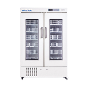 Blood Bank Refrigerator(Two Door)