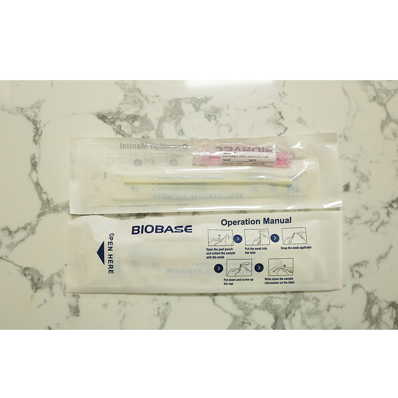 Disposable Virus Sampling Tube Kit